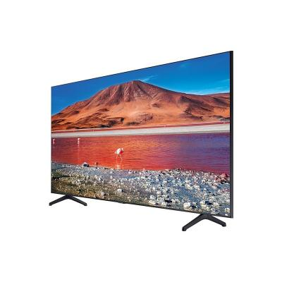 Televisor Samsung FLAT LED Smart TV 55 pulgadas UHD 4K  /3,840 x 2,160 / DVB-T2 / Bluetooth/ AirPlay 2 / Bixby / HDMI x 2/ USB x1 /abre y edita archivos de Office/ Garantía 1 año