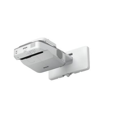 Video Proyector Epson Interactivo de ultracorta distancia BrightLink 675Wi+/ Tecnología: 3LCD/(3.200 lumens en Blanco y Color - Resolución WXGA (1280 x 800(HD))