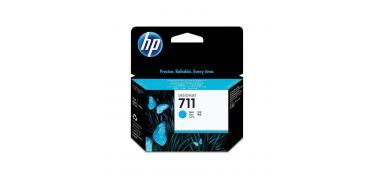 Cartucho de tinta DesignJet HP 711 de 29 ml cian
